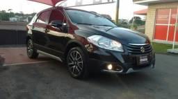 SUZUKI S-CROSS GLX 2WD 1.6 16V CVT Marrom 2015/2016 - 2015