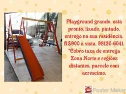 Playground Grande