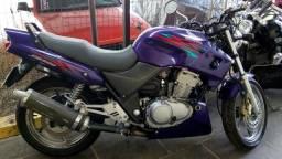 CB 500 Roxa 99/00 - 2000