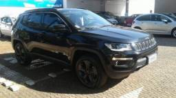 JEEP COMPASS LONGITUDE 4X4 2.0 TB AT9 DIES Preto 2018/2018 - 2018