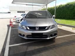 Civic LXR 2.0 aut. 15/15 novinho - 2015