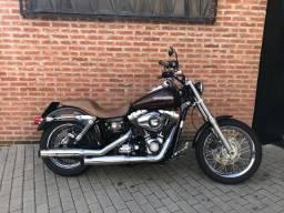 Harley Davidson Dyna Super Glide Custom 2011 - 2011 comprar usado  Guarulhos
