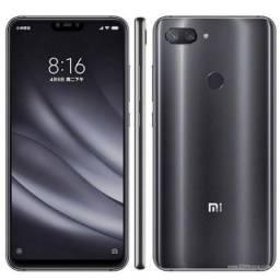 "Smartphone Xiaomi Mi 8 Lite Dual SIM 128GB de 6.26"" 12+5MP/24MP OS 8.1.0 - Preto"