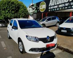 Renault Sandero 2017/2018 1.0 Sce Flex AUThentic - 2018
