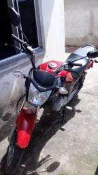 Moto fan150 - 2015