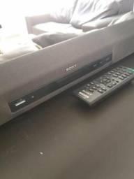 Home Sony sound bar sem fio