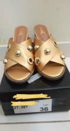 Vendo sapatos( nunca usados)