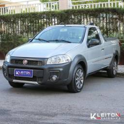 Fiat strada 2017/2017 4 mpi Hard working cs 8v Flex 2P Manual - 2017