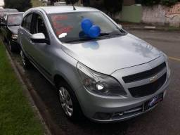 Gm - Chevrolet Agile lt 1.4, flex, completo, air bag, placa a - 2013