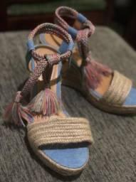 Sandalia da sonho dos pés