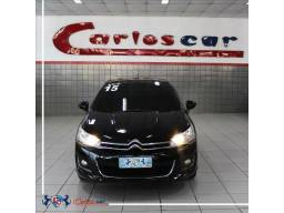 Citroen C4 lounge 1.6 exclusive turbo thp 4p automático