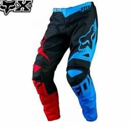Calça de motocross tamanho M