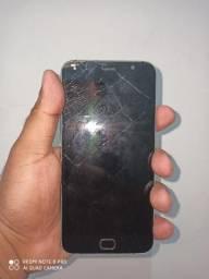 Smartphone Umidigi Touch - Tela quebrada ler o anúncio!