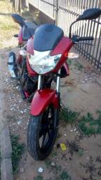 Moto Dafra apache 150c - 2011