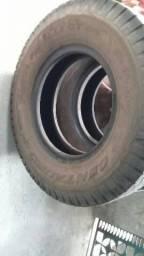 Vende se 4 pneus 1000 por 20
