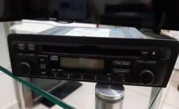 Rádio Cd Player Original Honda Civic Lxl 2005/2006