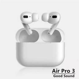 Lançamento Air Pro 3 fone bluetooth 5.0