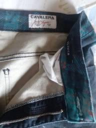 Calça Cavalera masculino 40 original