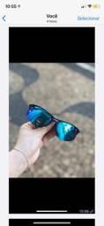 Óculos Oakley espelhado Novo