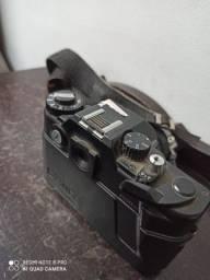 Camera fotográfica Zenit máquina antiguidade