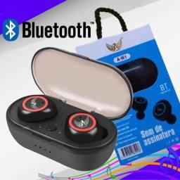 Fone Ouvido Tws Sem Fio Bluetooth Universal Stereo A-w1
