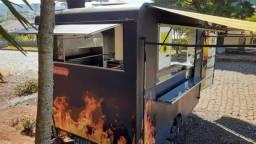 Food Truck - Treiler - ótimo estado