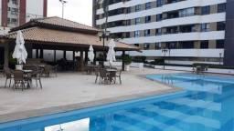 Apartamento à venda 3/4 suíte e varanda| 90m²| 2 vagas de garagem coberta.J.Aeroporto