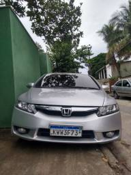 Honda Civic automático 2011 TOP