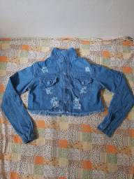 Jaqueta Jeans Nova no Precinho!