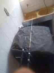Varas de pesca (P/molinete e carretilha)