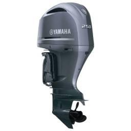Motor yamaha 250hp 4 tempos 2020 novo