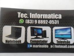 Mangabeira 1 Serviços de informática em geral.
