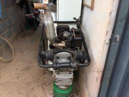 Compactador Toyama a diesel