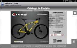 Bicicleta Aro 29 Lotus kit CXR