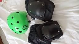 Kit de proteção - skate