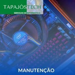 Assistência Computadores Tapajós Tech