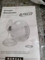 Inalador G-tech