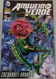 HQ - Arqueiro Verde - Os Novos 52! Volume 1