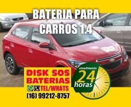 Bateria para carros 1.4