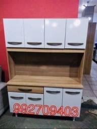 Armário de cozinha 8 portas, Novo