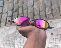 Óculos Oakley Juliet Xmetal Espelhada