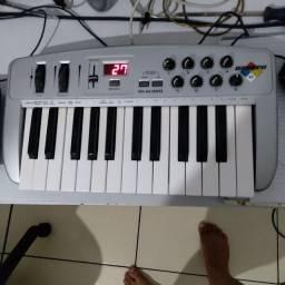 Controlador M_áudio