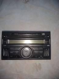 Rádio 2 Din Nissan