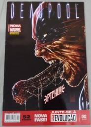 HQ - Deadpool - Junte-se À Revolução - Volume 2