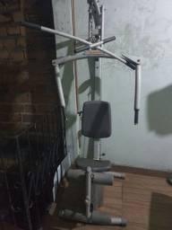 Estação Muscular Atlhetic