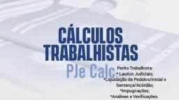 Perito Judicial Cálculos Trabalhistas