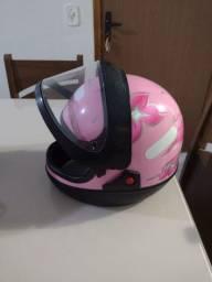 Dois capacetes San Marino novos.