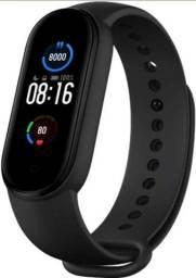 Relógio Smartband Xiaomi Mi Band 5 Original Lacrado Película Grátis