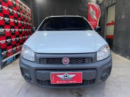 "Título do anúncio: Fiat strada hd 2020  "" dennycar """