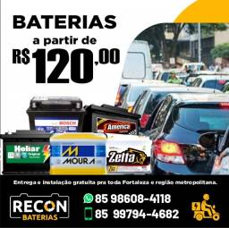 Bateria para Saveiro! Bateria 60ah com Garantia Promoção para Você